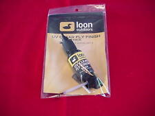Loon UV Fly Finish Clear Thick Fly Fishing GREAT NEW