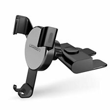 UGREEN CD Slot Phone Holder Gravity Car Mount Mobile Stand Auto Lock Clamp 360 A
