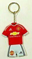 🔥 MANCHESTER UNITED FC PVC KIT KEYRING - BRAND NEW  ***** GREAT PRICE *****