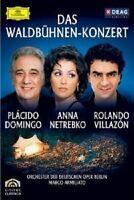 """ANNA NETREBKO """"DAS WALDBÜHNEN KONZERT"""" DVD NEUWARE"""