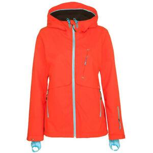 O'Neill Harmony 2L Snowboard Jacket, Women's Size Medium, Paprika Red New