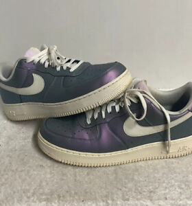 Nike Purple Nike Air Force 1 Athletic Shoes for Men for Sale ...