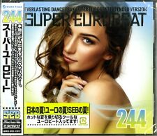 V.A.-SUPER EUROBEAT VOL.244-JAPAN CD F30