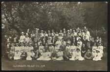 Alexandra Palace ? Cycling Club 1914.
