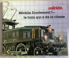 Catalogue Marklin echelle 1 Spur Gauge 1984/85 Katalog