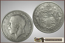 GB. - George V Half Crown 1925  .....  Fine
