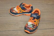 Stride Rite Star Wars Force Speed Sneaker - Boys Size 10 M, Orange/Navy