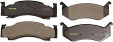Disc Brake Pad Set-Total Solution Semi-Metallic Brake Pads Front Monroe DX269