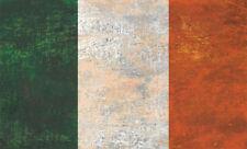 Irish Grunge Flag Vinyle Voiture Van Ipad Laptop Sticker