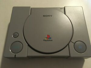 Sony Playstation Console System PS1 w/ PS1Digital Installed HDMI Output