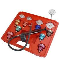 Radiator Pressure Coolant Cooling Temperature System Tester Kit With Case CT1585