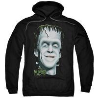 Munsters TV Show BIG HERMAN'S HEAD Picture Adult Sweatshirt Hoodie