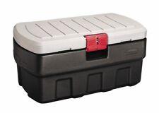 Storage Box 35 Gallon Tote Action Packer Rugged Heavy Duty Organizer Bin