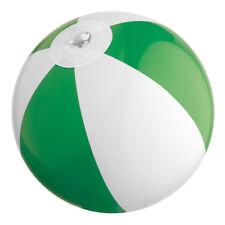 Wasserball Strandball Beachball 23,5 cm Aufblasbar Ball Wasser Strand Beach Grün
