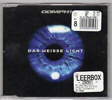 Oomph - Das Weisse Licht CD single