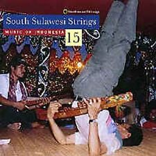 Various Artists - Music of Indonesia 15: South Sulawesi Strings / Various [New C