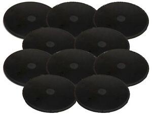 "10 x GPS 2.75"" Adhesive Suction Cup Mount Disc Pad dash Magellan Garmin TomTom"