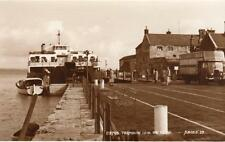 More details for yarmouth the ferry lorry isle of wight iow  unused rp old pc judges 23795