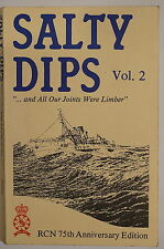 Canadian Navy RCN Salty Dips Vol.2 75th Anniversary Edition Reference Book