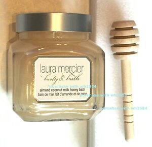 Brand New Laura Mercier Almond Coconut Milk Honey Bath 200ml Body Bath Wow