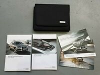 Audi Q5 8R Quattro Owners Manual Books with Cover Wallet OSC