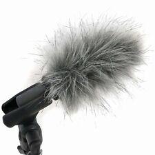 KEEPDRUM WS04 Fell-Windschutz für Kleinmembran-Mikrofone Stabmikrofone