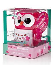 Süße OWL Eulen HANDCREME Hand Cream - Wild Rose Rockabilly