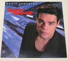 DISCO IN VINILE 33 GIRI LP - DAVID JOHANSEN - SWEET REVENGE - PASSPORT RECORDS