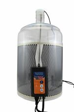 Homebrew Fermentation Carboy Heater + Stopper Thermowell +Temperature Controller