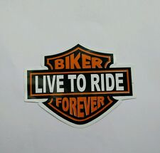 Funny decals for bikes and cars
