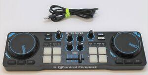Hercules DJC Control Compact USB DJ Controller