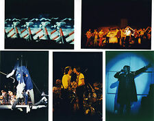 PINK FLOYD 'The Wall' concert Earls Court 1981! 30 PHOTOS! David Gilmour not cd