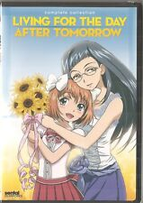 Living for the Day After Tomorrow Complete Anime Collection(DVD,2010,2-Disc Set)