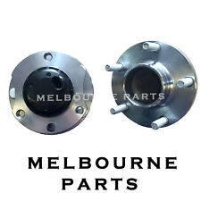 2 FRONT WHEEL BEARING & HUB UNIT FOR HOLDEN COMMODORE VT-II VX VY VZ OEM Quality