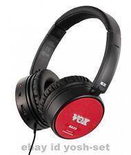 VOX Active Guitar Headphones amPhones BASS From Japan F/S
