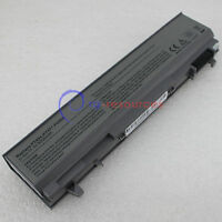 NEW Battery For DELL H1391 W1193 GU715 E6500 312-7414 312-0754 Notebook 6-cells