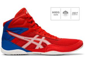 BAMBINI Scarpe da Lotta Asics MatFlex 6 GS Wrestling Shoes (boots) Ringerschuhe