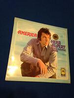 AMERICA - HERB ALBERT THE TIJUANA BRASS RECORDS RECORD LP VINYL LONG PLAYER USED
