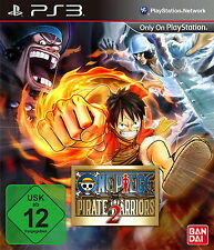 One Piece: Pirate Warriors 2 (Sony PlayStation 3, 2013, DVD-Box)