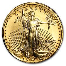 1992 1/10 oz Gold American Eagle Coin - Brilliant Uncirculated - SKU #4701