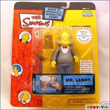 Simpsons playmates interactive Mr. Largo series 12 - World of Springfield