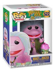 Funko Pop! Vinilo Fraggle Rock Mokey con Doozer figura no 522