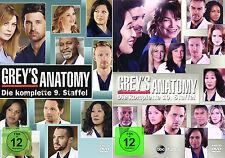 Grey's Anatomy - Die komplette 9. + 10. Staffel (Greys)              | DVD | 273