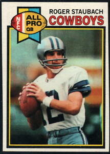 1979 Topps Football - Pick A Player - Cards 201-400
