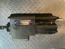 Hydraulic Dump Pump C101 Xas 25 Air Control Remote Mount Parker C101d 25 A