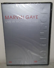 DVD MARVIN GAYE - LIVE IN MONTREUX 1980 - NUOVO NEW