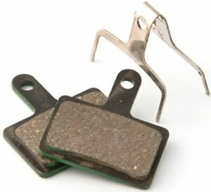 Clarks Cycle Systems VX811C / VRX811C S2 Disc Pads - Organic - Noise Reduction