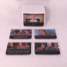 STAR TREK: THE QUOTABLE STAR TREK MOVIE Rittenhouse 2010 Complete 90 Card Set