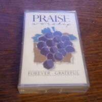 Praise Worship His Word Cassette forever