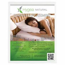 Hygea Natural | Non Woven Mattress Cover | Twin | Water Resistant. Bed Bug...